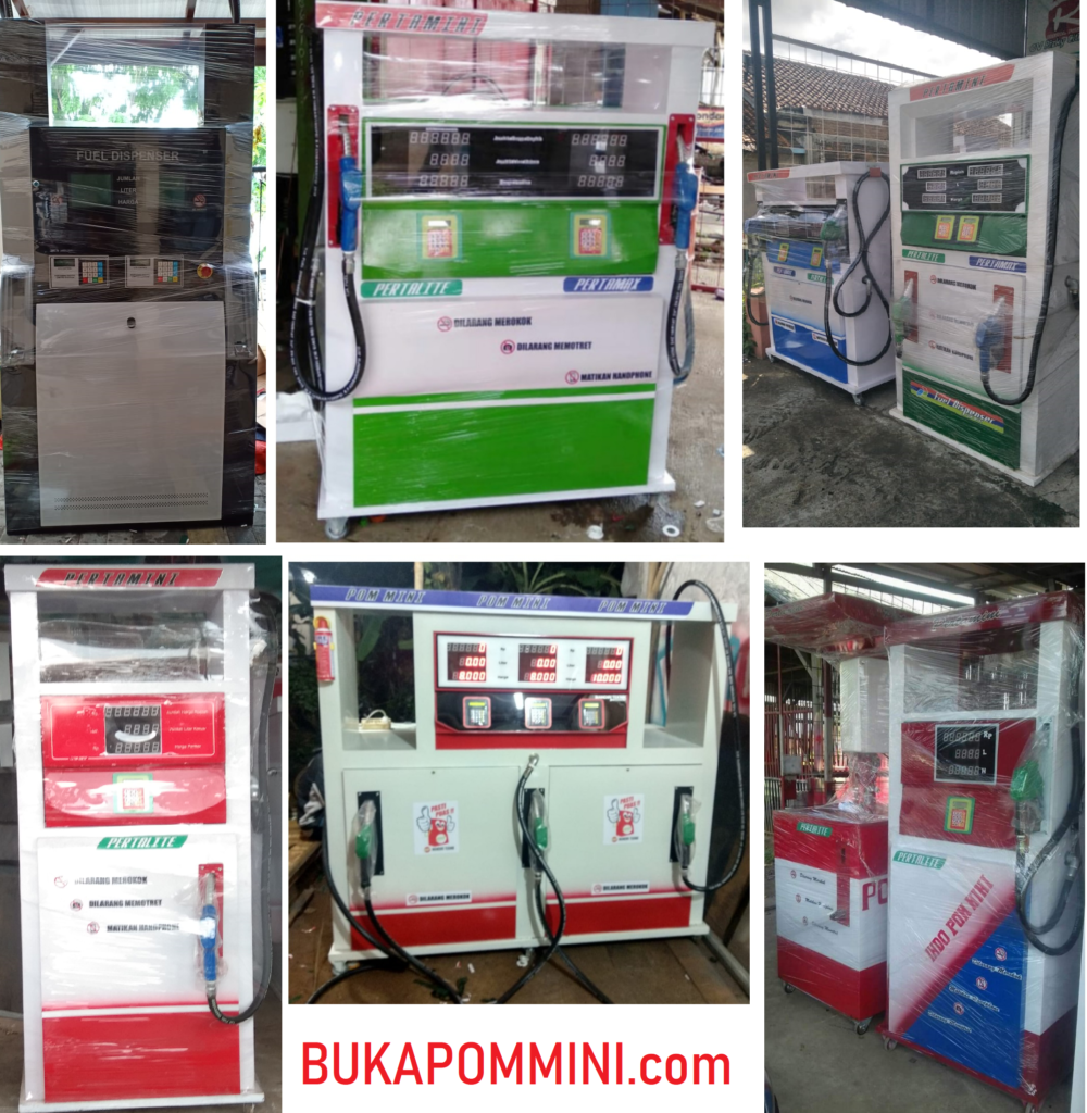 Harga Pom Mini Digital Kuningan