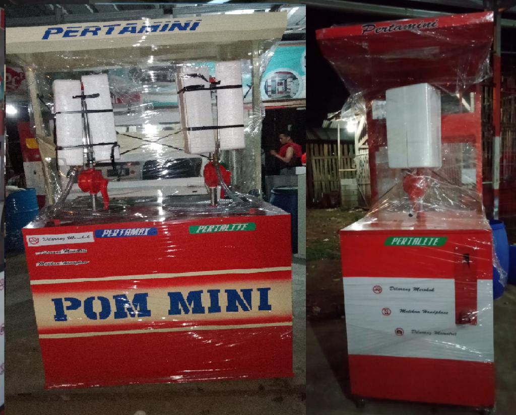 Harga Pom Mini Kota Jambi
