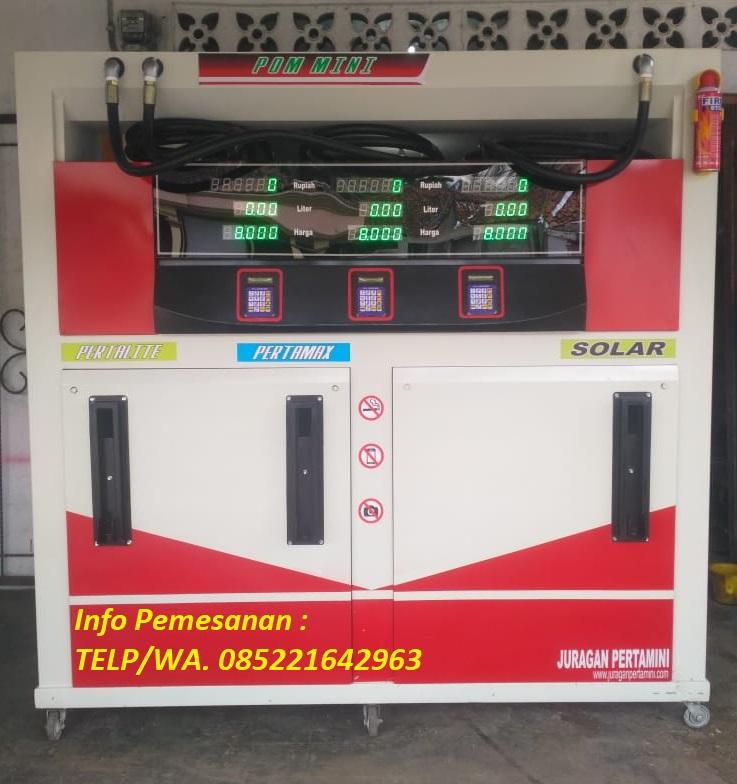 Harga Pom Mini Wilayah Cirebon