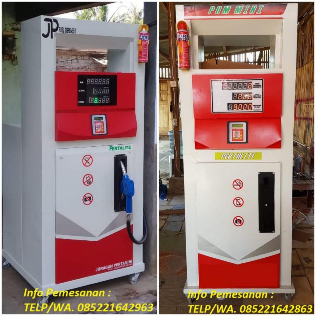 Harga Pom Mini Di Kabupaten Nganjuk 1 Nozzle